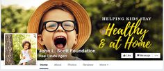 Follow the John L Scott Foundation Facebook page. CLICK HERE.