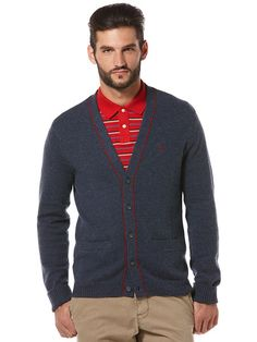 EARL SWEATER CARDIGAN (M)