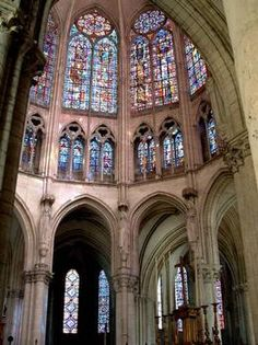 Troyes Cathedral.
