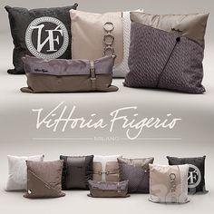 подушки vittoria frigerio