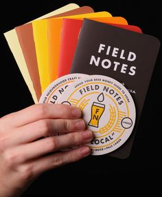 FIELD NOTES COLORS Limited-Edition Memo Books