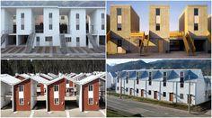 ELEMENTAL disponibiliza ao público os desenhos de 4 projetos habitacionais