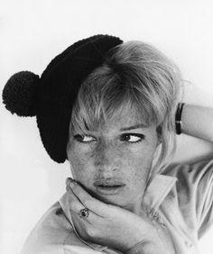 Portrait of Monica Vitti, 1970's