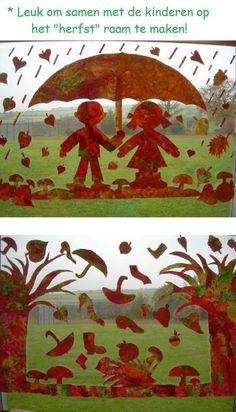 Simple decoration idea: make colorful lanterns yourself - Diy Fall Decor Homemade Crafts, Diy And Crafts, Arts And Crafts, Paper Crafts, Autumn Crafts, Autumn Art, Toddler Crafts, Preschool Crafts, Decoration Creche