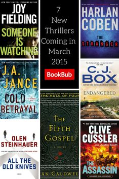 To add to your reading list this spring!