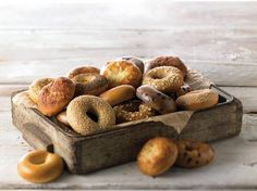Don't downplay the importance of the networking breakfast! Panera bagels are the best!
