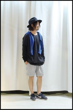 CHECK SHORTS... PRICE : ¥17,800- ( + TAX )
