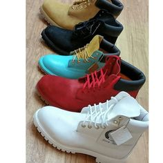 Timberlands Boots Collection Designer Footwear Dope