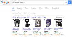 Google ranked numbered plas