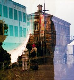 Film Swap: Caroline Irwin, Belfast, Northern Ireland This image is part of I Still Shoot Film's World Wide Film Swap, which features photographers from 12 different countries. Medium Format Photography, Double Exposure Photography, Camera Photography, Fine Art Photography, Holga, Shoot Film, November 2013, Lomography, Double Trouble
