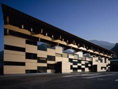 Yusuhara Town Hall | kengo kuma and associates