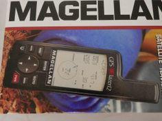 Magellan Blazer 12 Handheld GPS Receiver Satellite Navigator - It Floats #Magellan