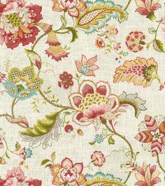 Upholstery Fabric-Palladium Blossom