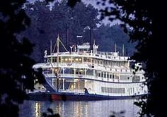 Dinner cruise on the General Jackson Showboat...Opryland