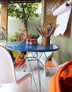 A varanda de brincar - by A Casa Que A Minha Vó Queria.