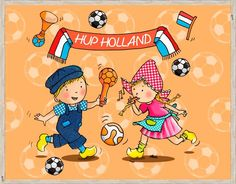 Fien & Teun: Hup Holland!