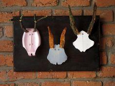 PET-ART plastiky | Veronika Richterová