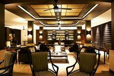 enjoy a variety of beverages at Lobby Lounge Grand Luley Resort Manado www.luleyhotels.com