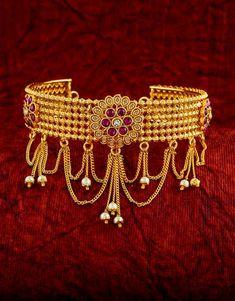 Jewelry Design Earrings, Gold Earrings Designs, Necklace Designs, Gold Bangles Design, Gold Jewellery Design, Gold Jewelry, Crystal Jewelry, Diamond Jewelry, Fancy Jewellery