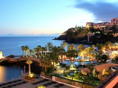 Hotel Royal Savoy,  Funchal, Madeira, Portugal