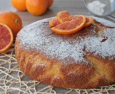 Torta di arance e mandorle, un dolce veloce e molto goloso! Se siete alla ricerca di un Tortina leggera questa torta di arance e mandorle super leggere fa p