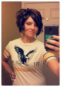 20 Wavy Bob Pics   Bob Hairstyles 2015 - Short Hairstyles for Women