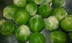How to remove bitterness from Brussels sprouts Homemade Cosmetics, Bitterness, Brussels Sprouts, How To Remove, How To Make, Helpful Hints, Tips, Brussels Sprout, Useful Tips
