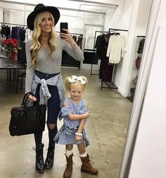 ▫️Jesus Christ is my Savior ▫️Savannah Soutas is my love ▫️This is my story Savannah Soutas, Cole And Savannah, Sav And Cole, Everleigh Rose, Fall Outfits, Cute Outfits, Cute Family, Mom Style, Mommy And Me