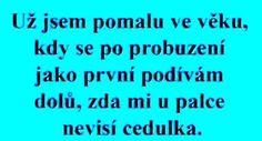 ♥SMĚJEME SE PRO ZDRAVÍ♥ - diskuse.Dáma.cz Diy Décoration, Ivana, Motto, Sarcasm, Jokes, Wisdom, Lol, Good Things, Funny