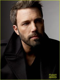 Ben frickin' Affleck! Should be on every woman's list of the perfect man <3