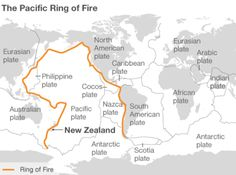 ''Pacific Ring of Fire'' source: http://www.bbc.com/news/world-asia-37967178