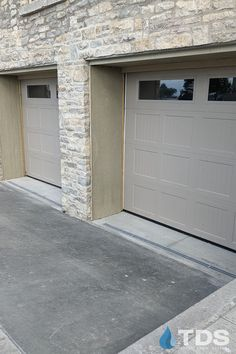 Prevent water from creeping into your garage. Install a trenchdain to divert stormwater. TDS offers many options on our online store, or call 610-882-3630. #driveway #drains #trenchdrainsystems #stormwater #garage #water #homeimprovement #draingrates Trench Drain Systems, Drainage Solutions, Home Improvement, House Plans, Garage Doors, Store, Water, Outdoor Decor, Gripe Water
