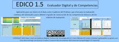 EDICO. Evaluador Digital y de Competencias.