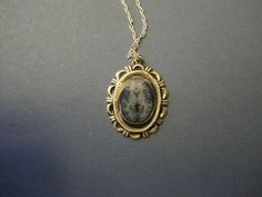 MRI of the Brain Necklace by TheScienceBoutique on Etsy, $22.00