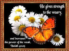 bible verse strength -