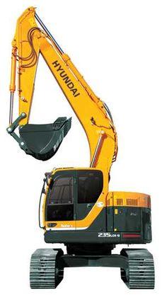 Hyundai Construction Offers Compact Radius Excavators For Confined Job Sites - Read more at http://blog.rockanddirt.com/industry-news/hyundai-construction-offers-compact-radius-excavators-for-confined-job-sites/#