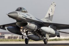 Pakistan Air Force, F-16 Fighting Falcon