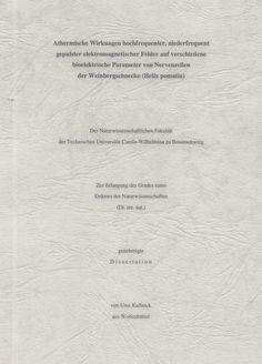 Meine Dissertation. Schon eine ganze Weile her. Aber mein erstes WICHTIGES Buch. (Was für ein Titel damals)