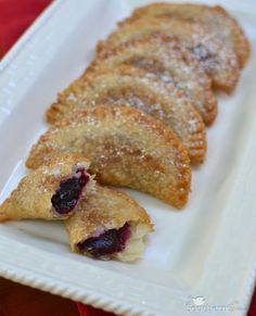 Fried Cherry Pies