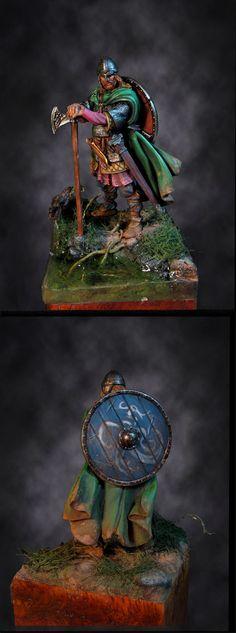 Viking raider- can't get much closer to Aethelhard