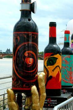 American Mom in Bordeaux: Bordeaux Fete le Vin - Largest Wine Festival!