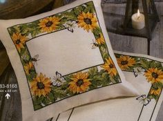 Cross Stitch Designs, Cross Stitch Patterns, Cross Stitch Cushion, Bargello, Gifts For Mom, Needlework, Embroidery, Pillows, Sewing