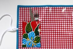 The Lovely Cupboard: DIY: Summer Picnic Placemats