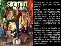 Cine Bollywood Colombia: SHOOTOUT AT WADALA
