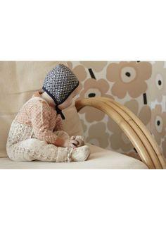 Prism Bonnet / Baby + Sapling Suspender Leggings / Baby + Prism Boatneck / Baby - Misha and Puff