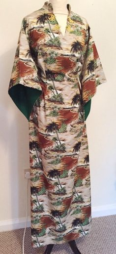 A personal favourite from my Etsy shop https://www.etsy.com/uk/listing/265531714/vintage-1950s-inspired-hawaiian-pake-muu