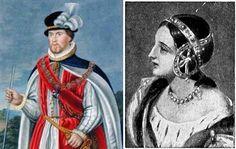 Robert Mortimer (izq), se volvió amante de Isabel de Francia.  Isabel, despues de ser violada por el amante de su marido, huye a Francia de donde retorna con Mortimer y con 1.500 soldados, apresan a Despencer y lo castran y descuartizan.  Despues apresan a Eduardo II y lo mantan, introduciendo una espada por el ano, mientras su esposa ultrajada lo ve morir.  Mortimer después es asesinado por uno de los hijos de Isabel y se corona como Eduardo III. A Isabel, la apodaron la Loba de Francia.