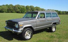 Jeep Wagoneers!   jeep-wagoneers: (via FS: 1978 Jeep Wagoneer...