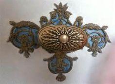Beautiful door knob