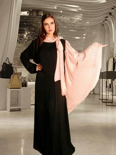 Get latest and newest Islamic Clothing Collection for all modest ladies .We design some special Turkish abaya collection for all Muslim ladies. Abaya Fashion, Suit Fashion, Muslim Fashion, Abaya For Sale, Butterfly Abaya, Abaya Pattern, Modern Abaya, Black Abaya, Abaya Designs